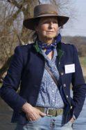 Gewässerführerin Christiane Henzler