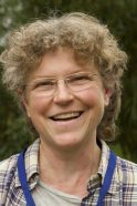 Gewässerführerin Silvia Thran